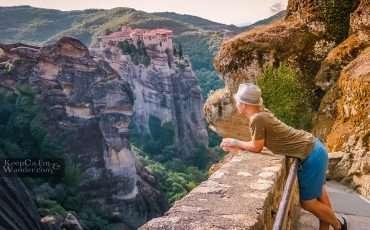 Varlaam Monastery Meterora – Alain 31