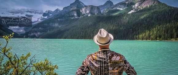 Alain – Lake Louise Banff Alberta 10