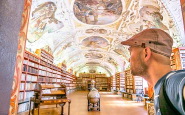 Strahov Library Alain 4