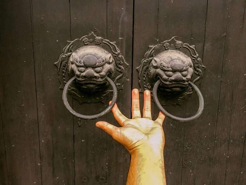 Doors in China