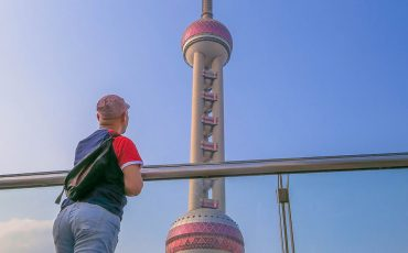 Oriental Pearl Tower Shanghai China 1