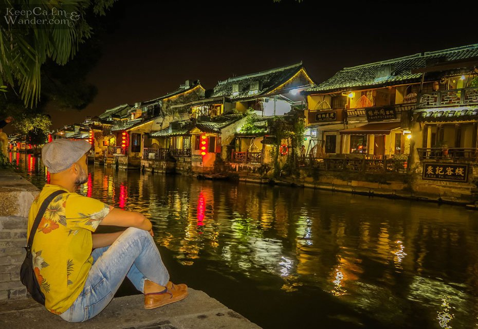 Xitang at Night is Absolutely the Movie in Your Mind China