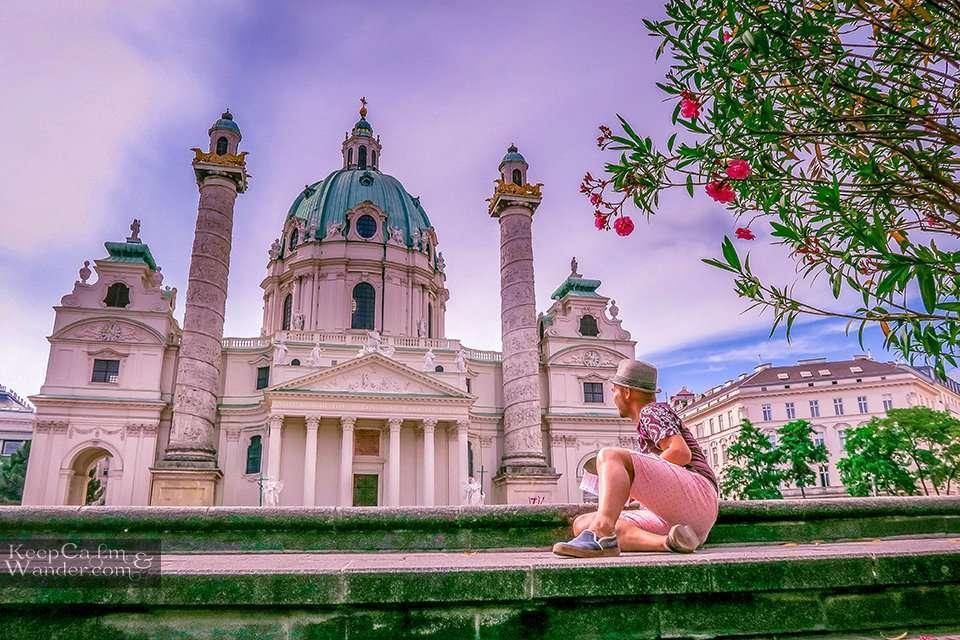 Karskirche in Vienna