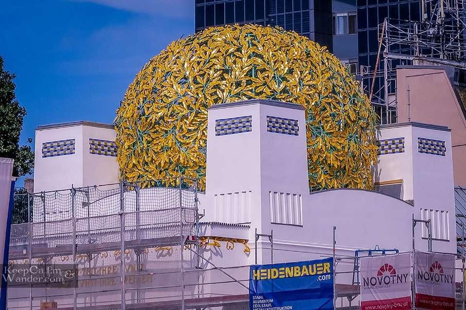 Secession Golden Dome