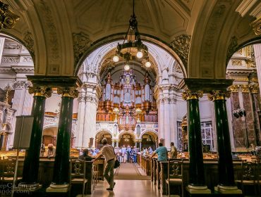 Berlin Dom Cathedral 0