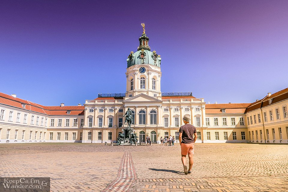 Charlottenburg Palace Berlin Germany Travel Blog