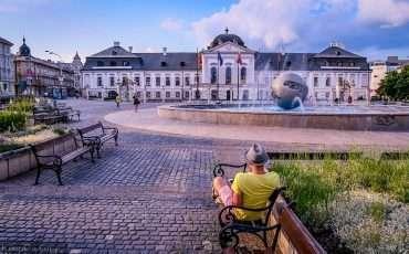 Grassalkovich Palace Bratislava Slovakia 1