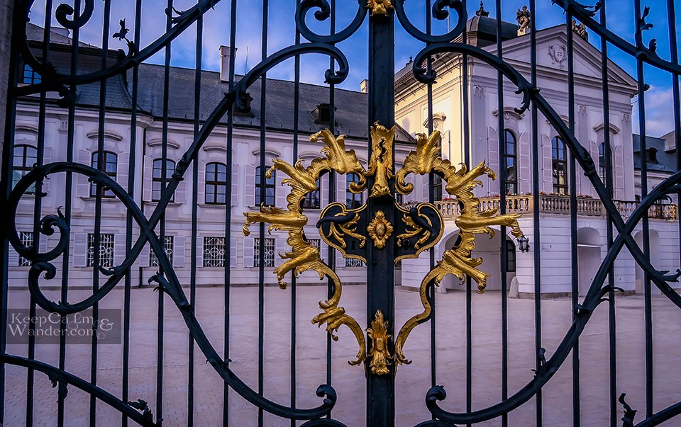 Rococo Architecture Travel Blog Slovakia Bratislava