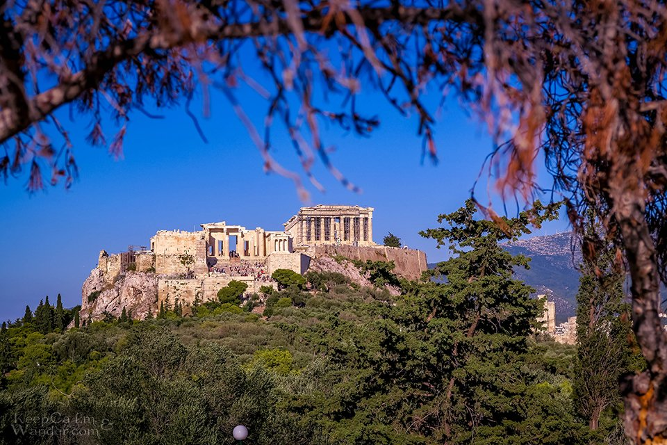 Pnyx Hill in Athens - Where Democracy Was Born