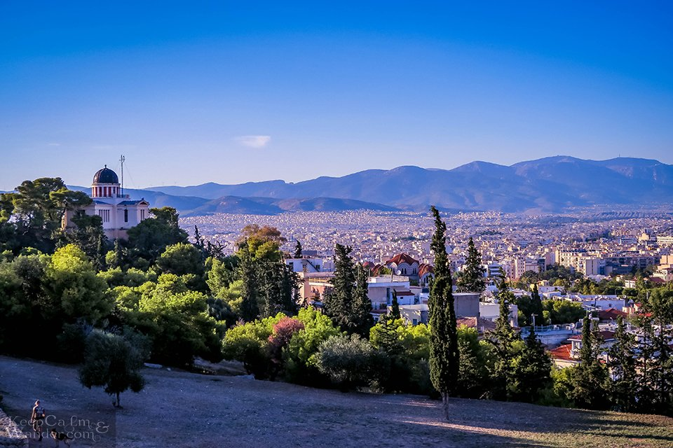 Pnyx Hill in Athens - Where Democracy Was Born