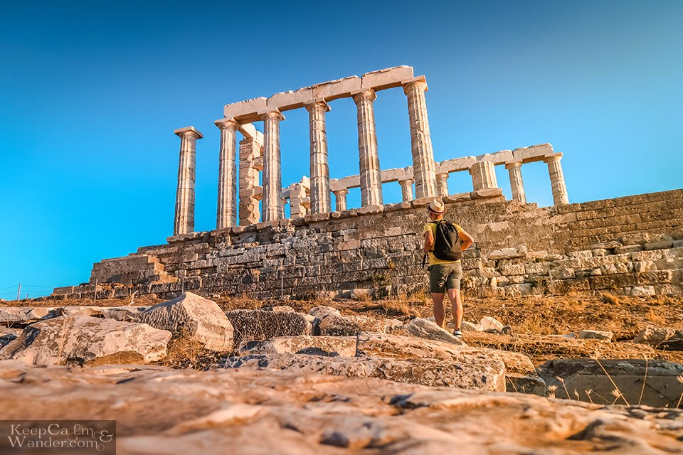 The Temple of Poseidon in Sounion is Where You Should Spend Your Sunset Viewing Outside of Athens (Greece)