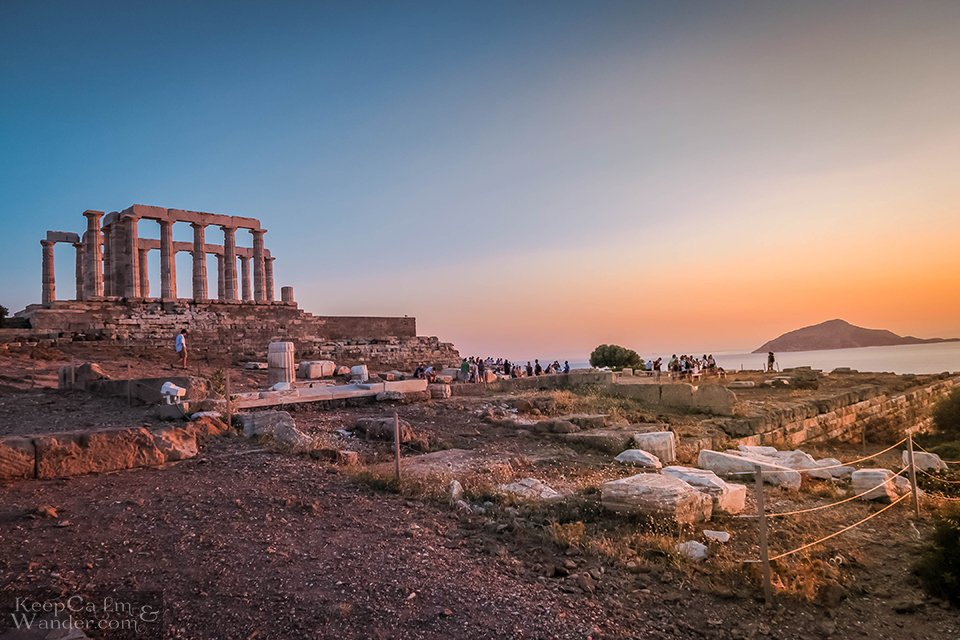 Things to do in Sounion Ahthens Greece