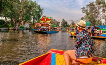 Alain – Xochimilco Mexico City 32