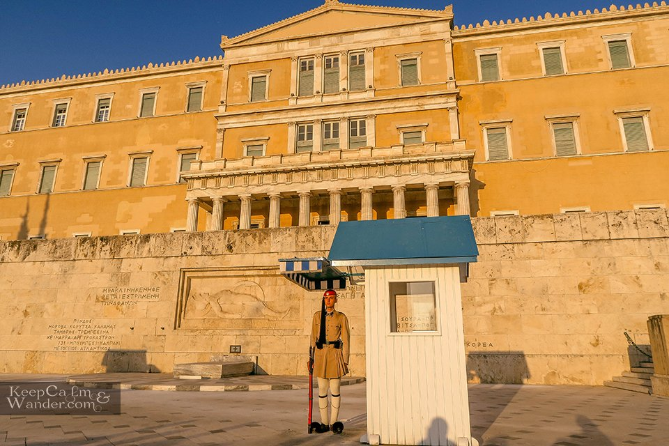 Tourist Attractions in Athens Greece