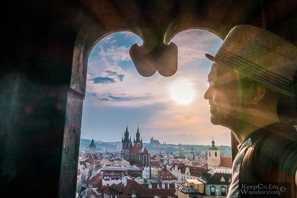 The Iconic Prague Powder Tower