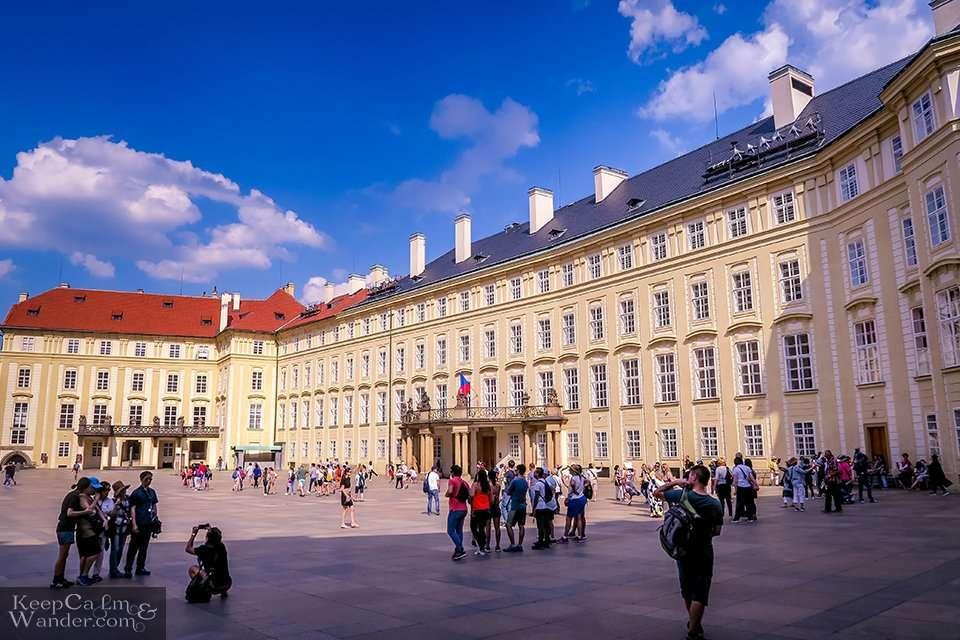 Prague Castle Things to do Hostel Hostel