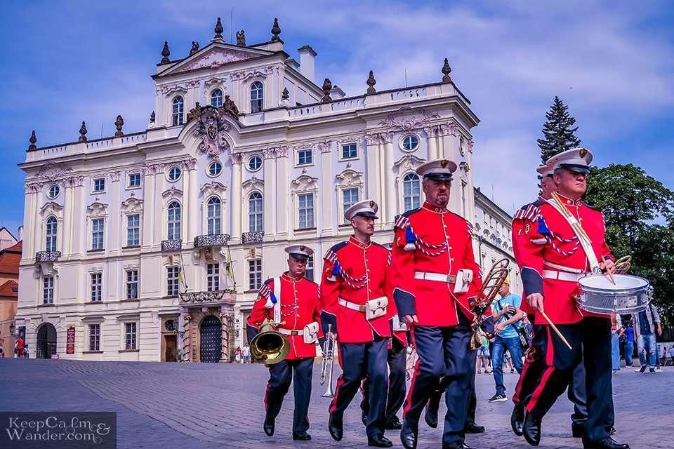 Prague Castle – The World's Largest Castle Complex (Czech Republic).