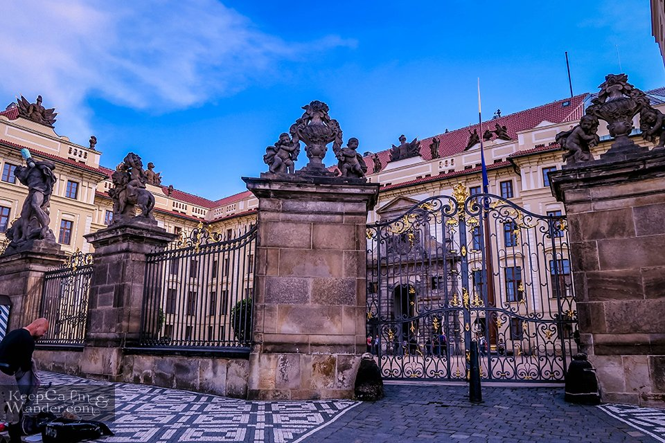 Tourist attractions in Praha
