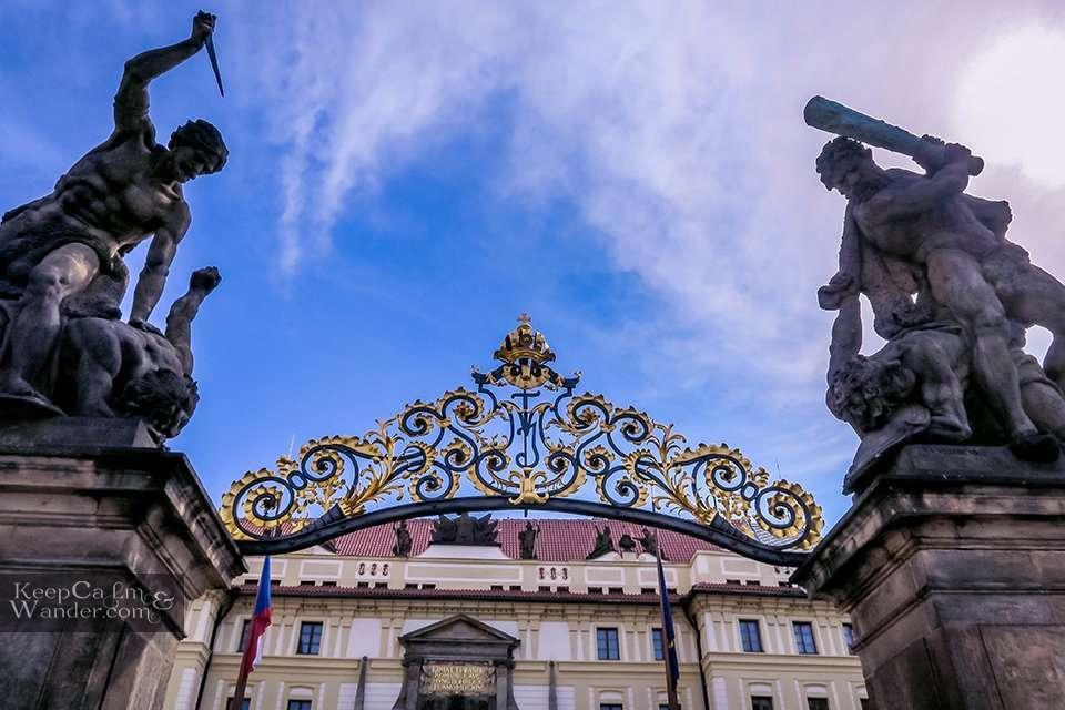 UNESCO Prague Travel