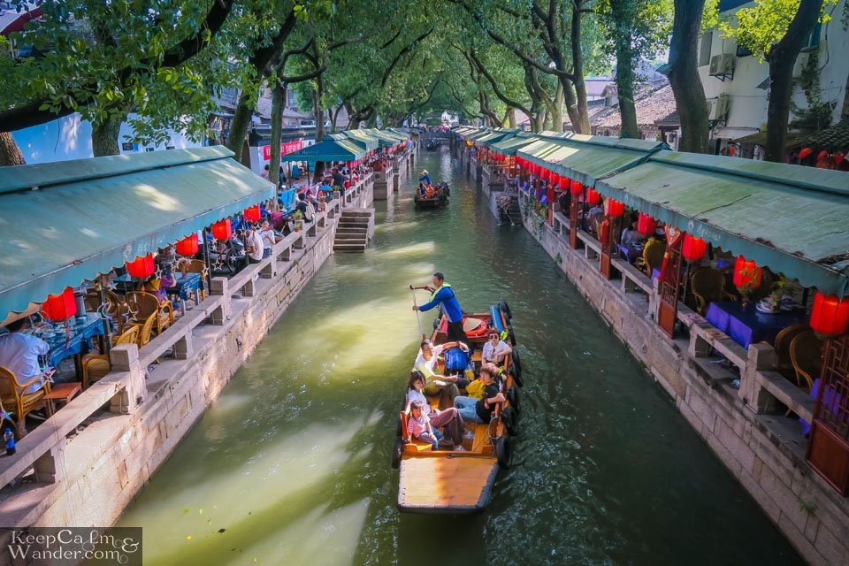 Tongli Things to do