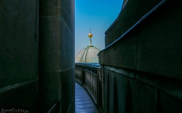View from the top of Berlin Cathedral Dome 4