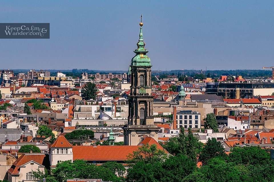Berliner Dom Travel Blog