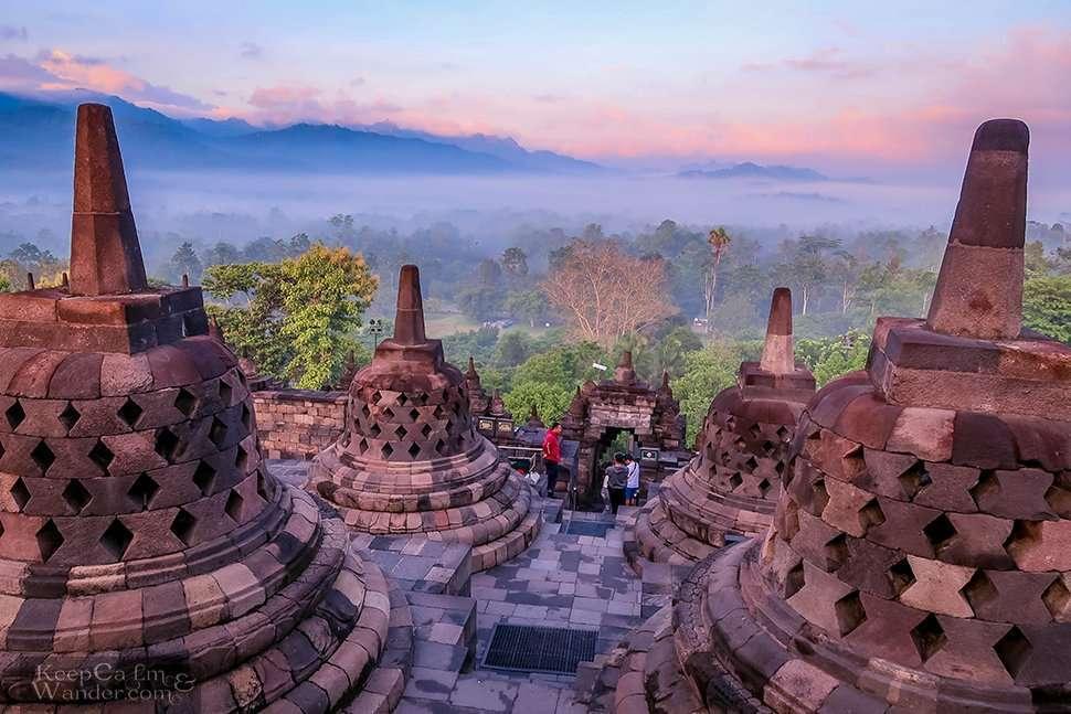 Yogyakarta Indonesia Temple
