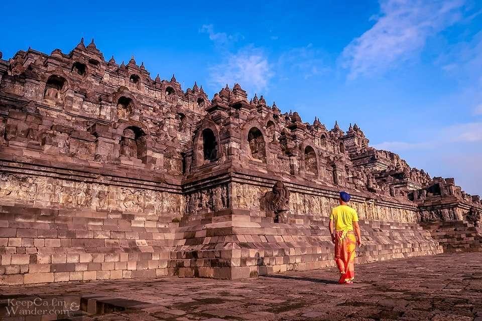 Buddha Statues Indonesia