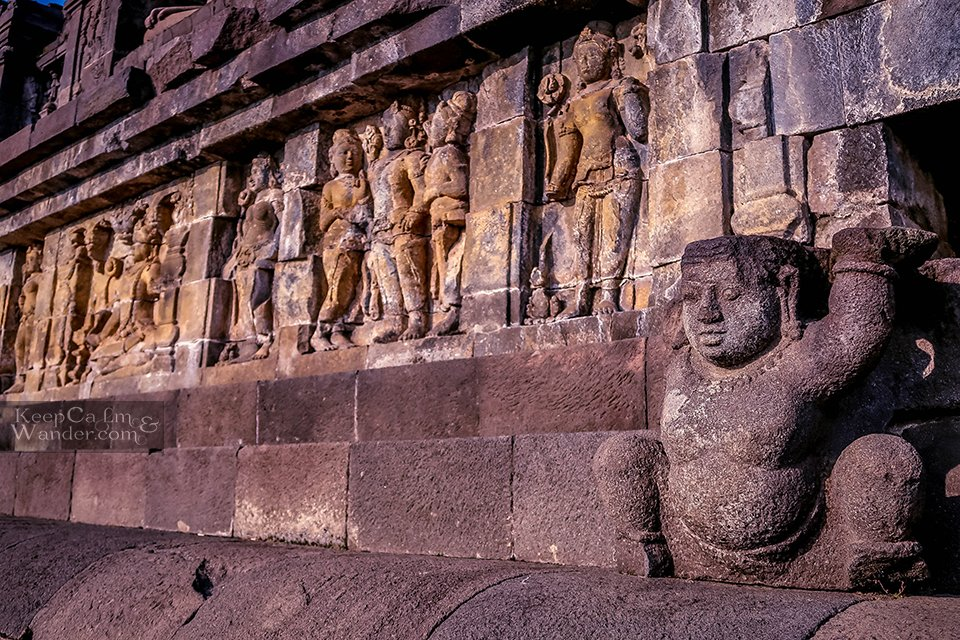 Borobudur Temple is the World's Largest Buddhist Temple