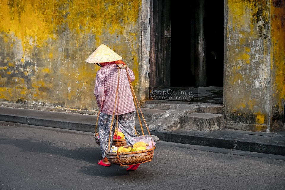 Visiting Old Town Hoi An Vietnam