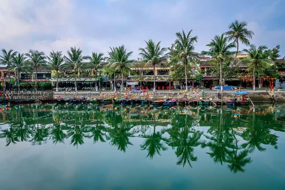 River Vietnam HoiAn
