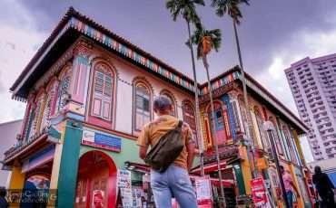 Little India Singapore Asia 1