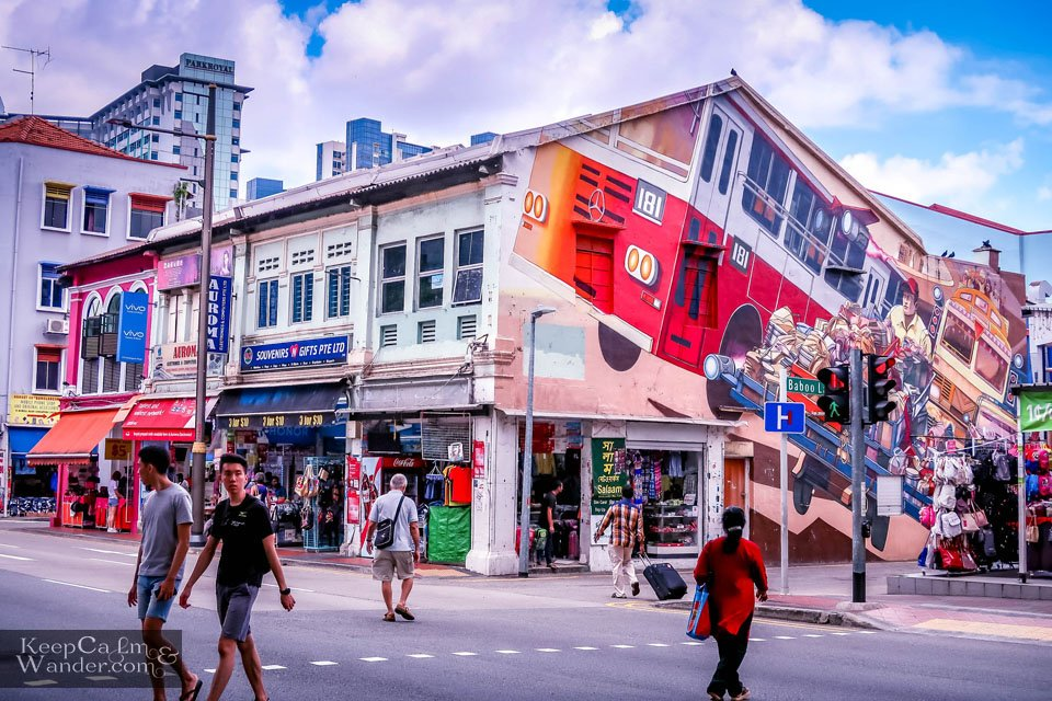 Things to do in Singapore Hostel