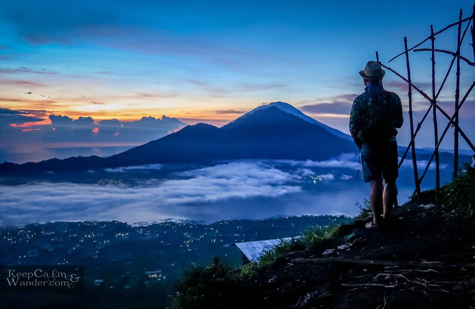 My Adventurous Trek to Mt Batur Volcano to Watch the Sunrise Was Worth it (Bali, Indonesia).