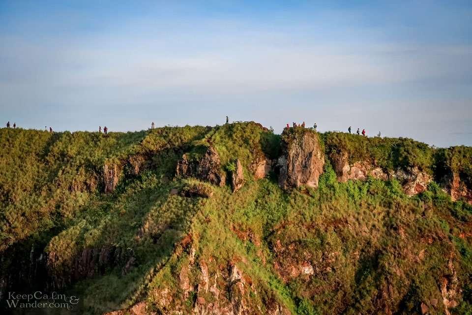 Batur Crater caldera Bali