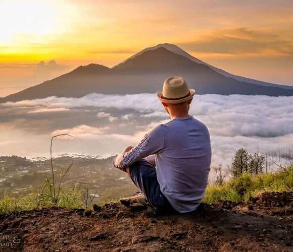 Mt Batur Sunrise Volcano Bali 4