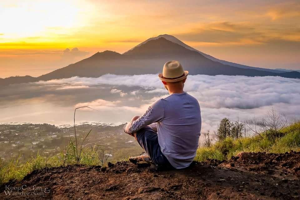 Sunrise Mt. Agung Bali