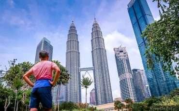 Petronals Tower Kuala Lumpur Malaysia Travel 2