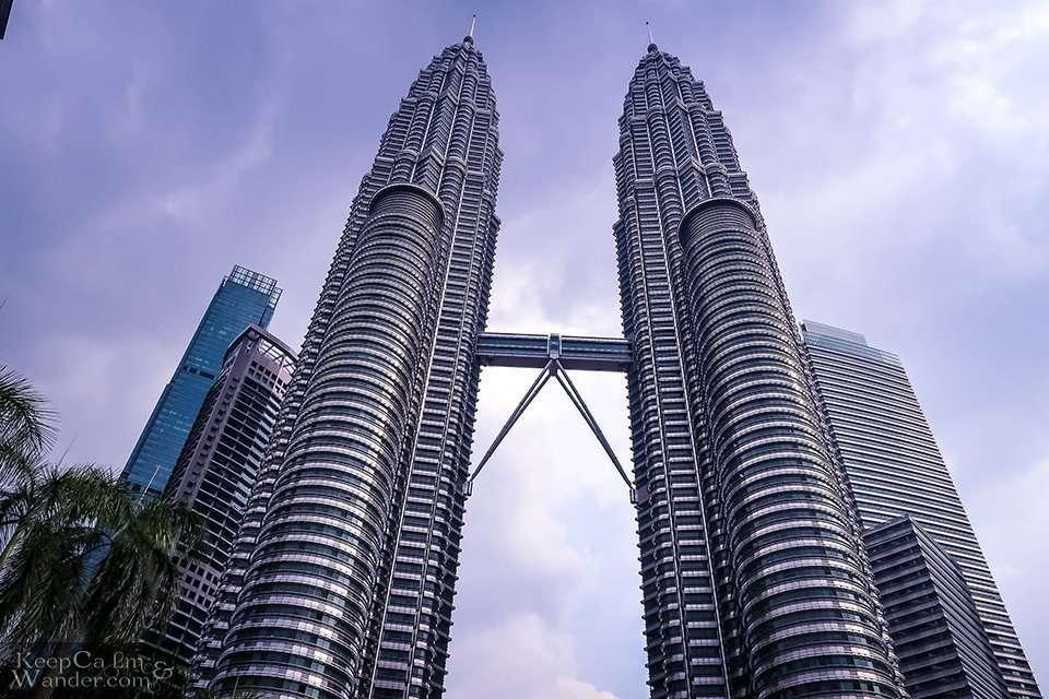Skybridge Petronas Kuala Lumpur Malaysia