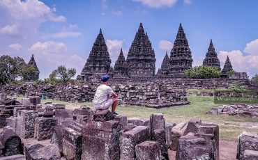 Prambanann Buddhist Temple Yogyakarta Indonesia 2