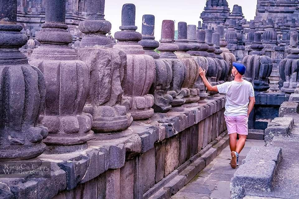 Yogyakarta Indonesia Temples