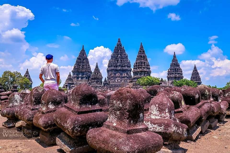 Prambanan Temple Yogyakarta Indonesia