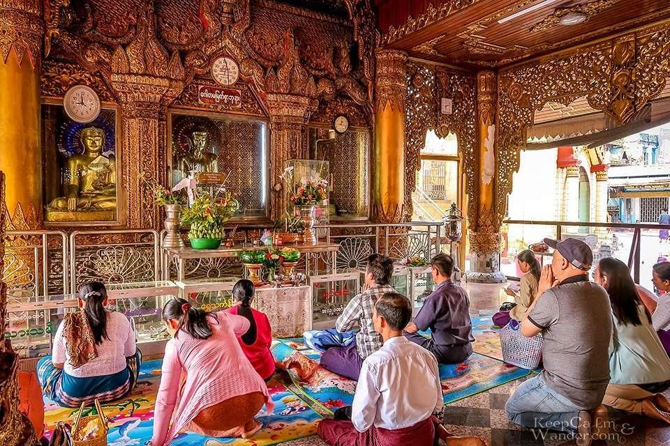 Things to do in Yangon Myanmar
