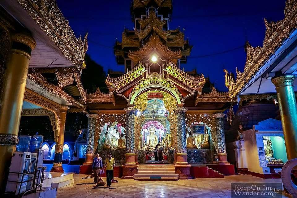 Rangoon Burma Buddhism