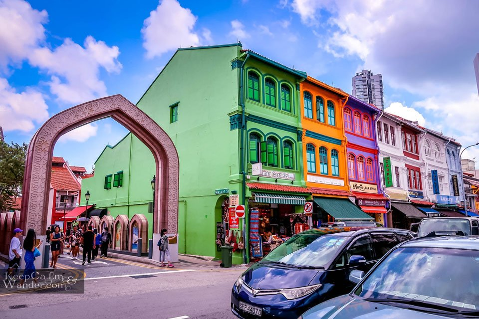 Tourist attractions singapore
