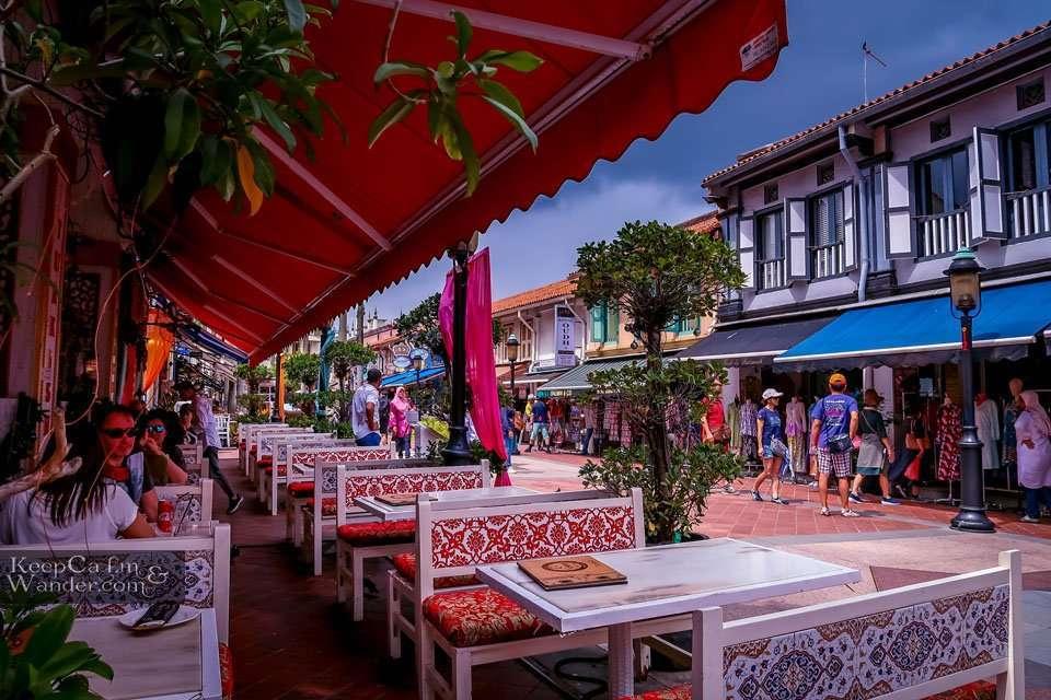 Lebanese restaurant Singapore