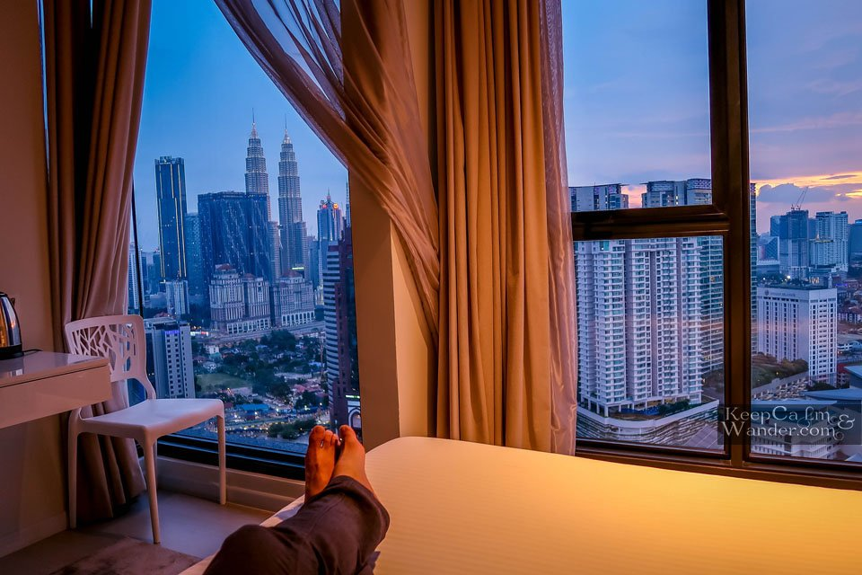 Expressionz Hotel Has a Sky Pool With Amazing Views of Kuala Lumpur