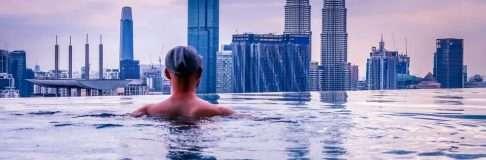 Kuala Lumpur Expressionz Hotel Sky Pool Infinity 2
