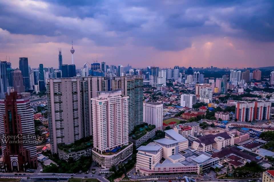 Kuala Lumpur skyline things to do