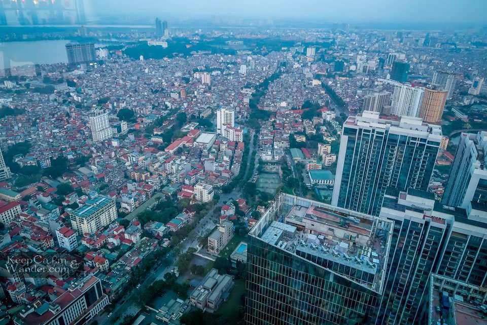 Sightseeing tourist attractions in Hanoi